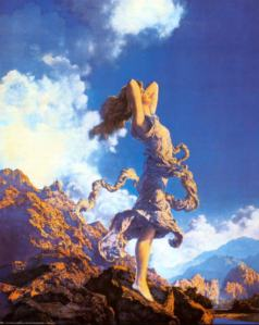 MaxfieldParrish-MountainEcstasy