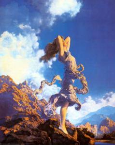 MaxfieldParrish-MountainEcstasy