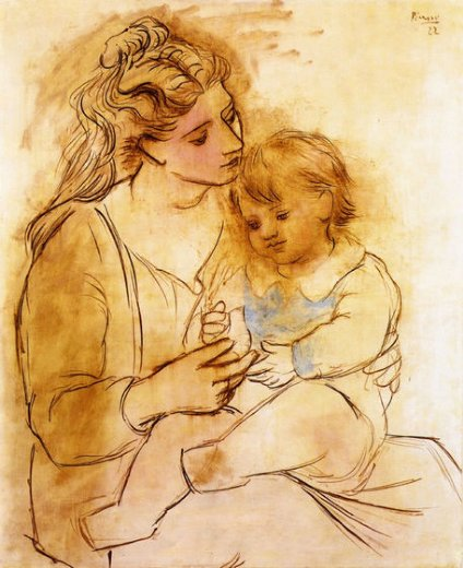 pablo-picasso-mother-and-child-7152