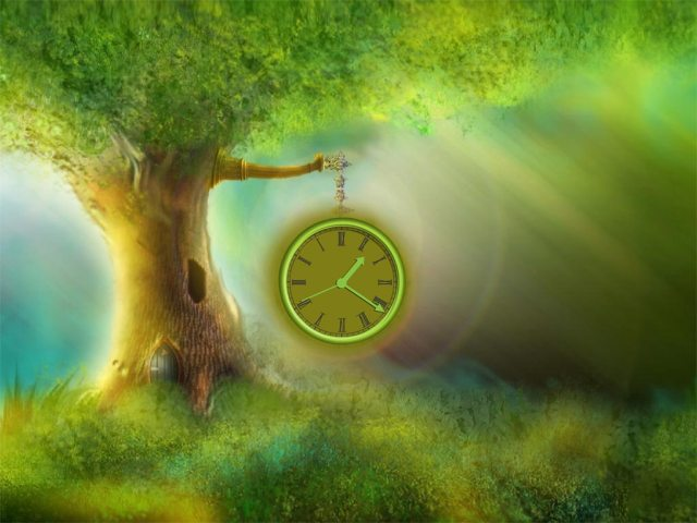 magical-tree-clock